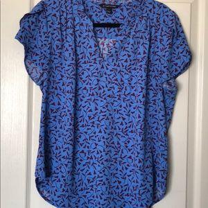 Versatile blouse